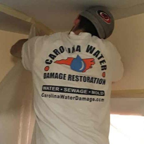 Water Damage Restoration, Storm Damage Repair Indian Trail NC Mold Remediation