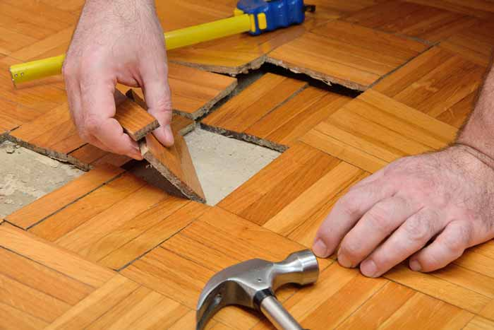 hardwood floor water damage restoration Charlotte NC hardwood floor water damage repair