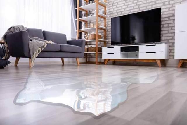 Water Damage Restoration of Hardwood Floors in Charlotte NC Hardwood Floor Water Damage Restoration