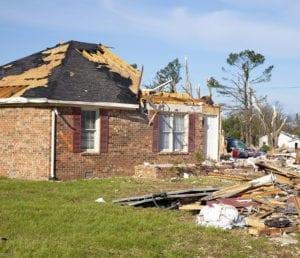 Emergency Storm Damage Repair in Davidson NC Storm Damage Cleanup