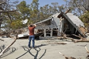 Emergency Storm Damage Cleanup in Davidson NC Emergency Storm Damage Restoration Services